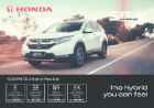 19-20YM CR-V Hybrid Price List
