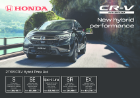 21YM CR-V Hybrid Price List