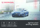 Civic 4 Door Price List
