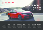 Civic 5 Door Price List