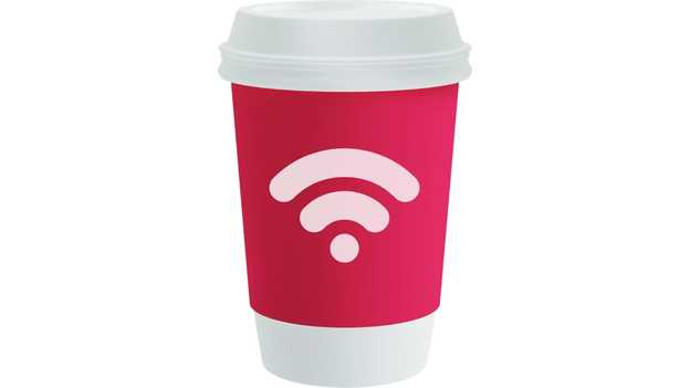 Free Wi-Fi and refreshments