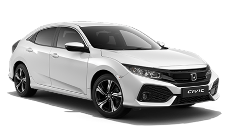 Honda Civic 2017 model