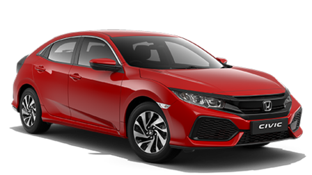 Honda Civic SE 2017 Model