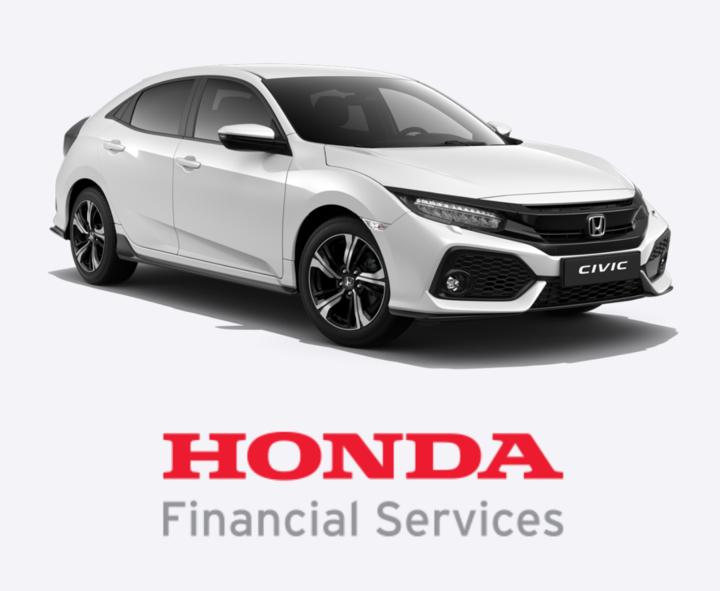 Civic 5 Door Sport Finance   Latest Offers   Honda UK