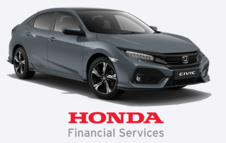 Honda Civic Sport Plus 2017 Model