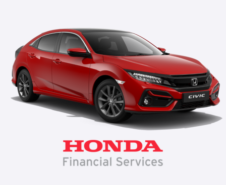 HOnda Civic EX 2017 Model