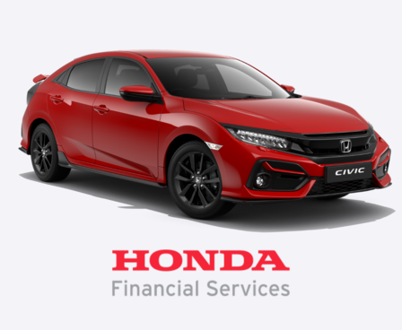 Honda Civic Sport 2017 Model