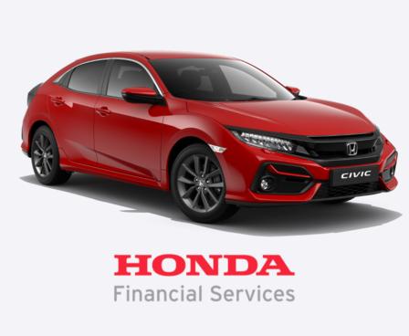 Honda Civic 2017 model