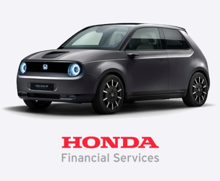 Honda e matching deposit and matching payment finance offer