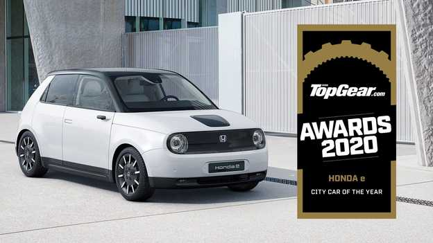 Top Gear: City Car of the Year