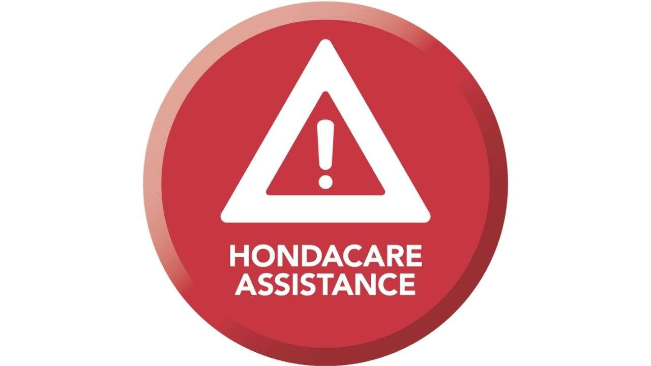 Hondacare Assistance