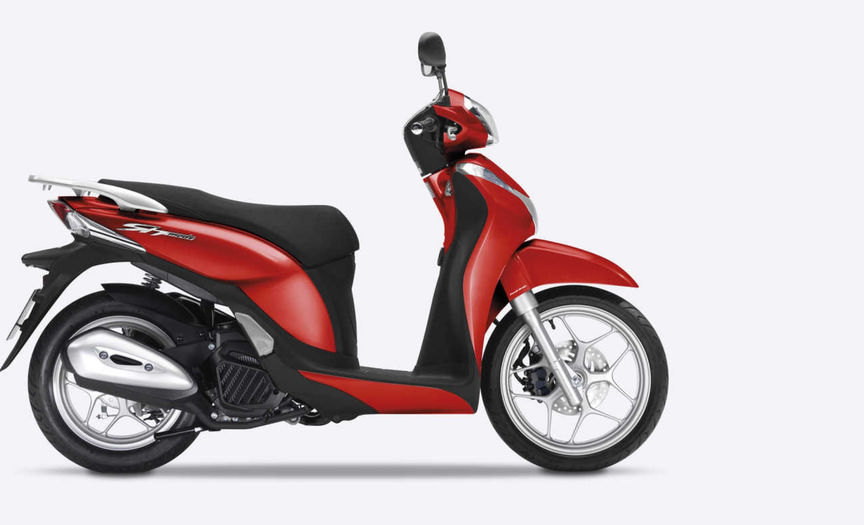 Sh Mode 125 Accessories Scooters Honda Uk