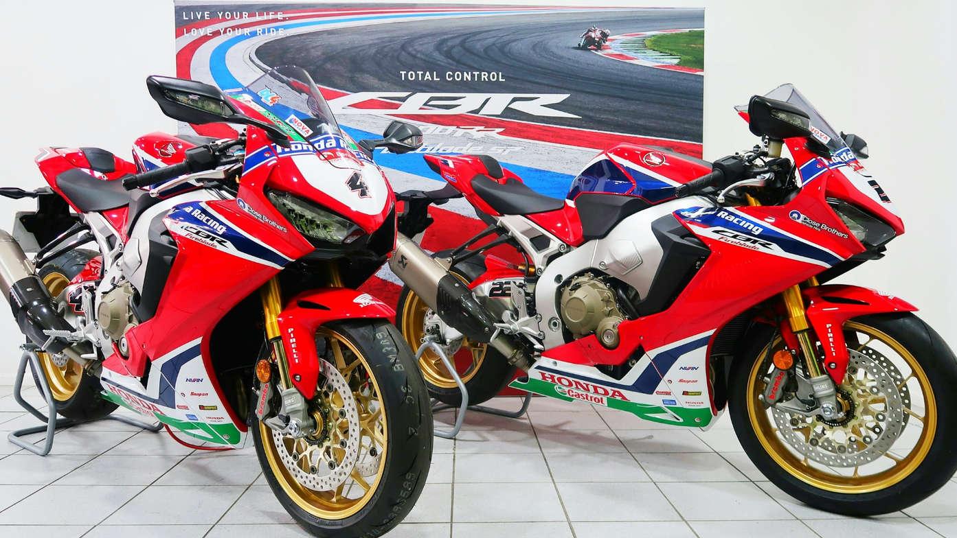 New Motorcycles Bikes Ride Your Dream Honda Uk
