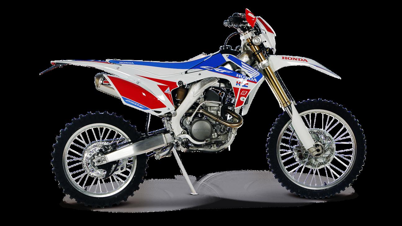 Crf450re Road Legal Enduro Off Road Motorbikes Honda Uk