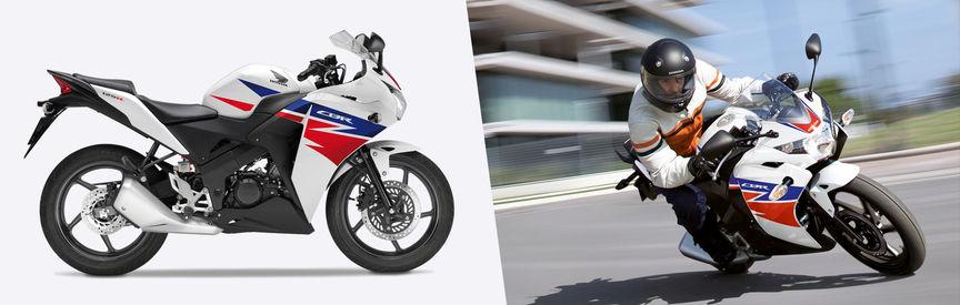 Latest Honda CBR125R Offers | Finance & Deals | Honda UK
