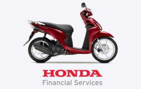Vision 110 Pcp Vpl Finance Latest Scooter Offers Honda Uk
