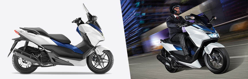 offers forza 125 scooter range motorcycles honda. Black Bedroom Furniture Sets. Home Design Ideas