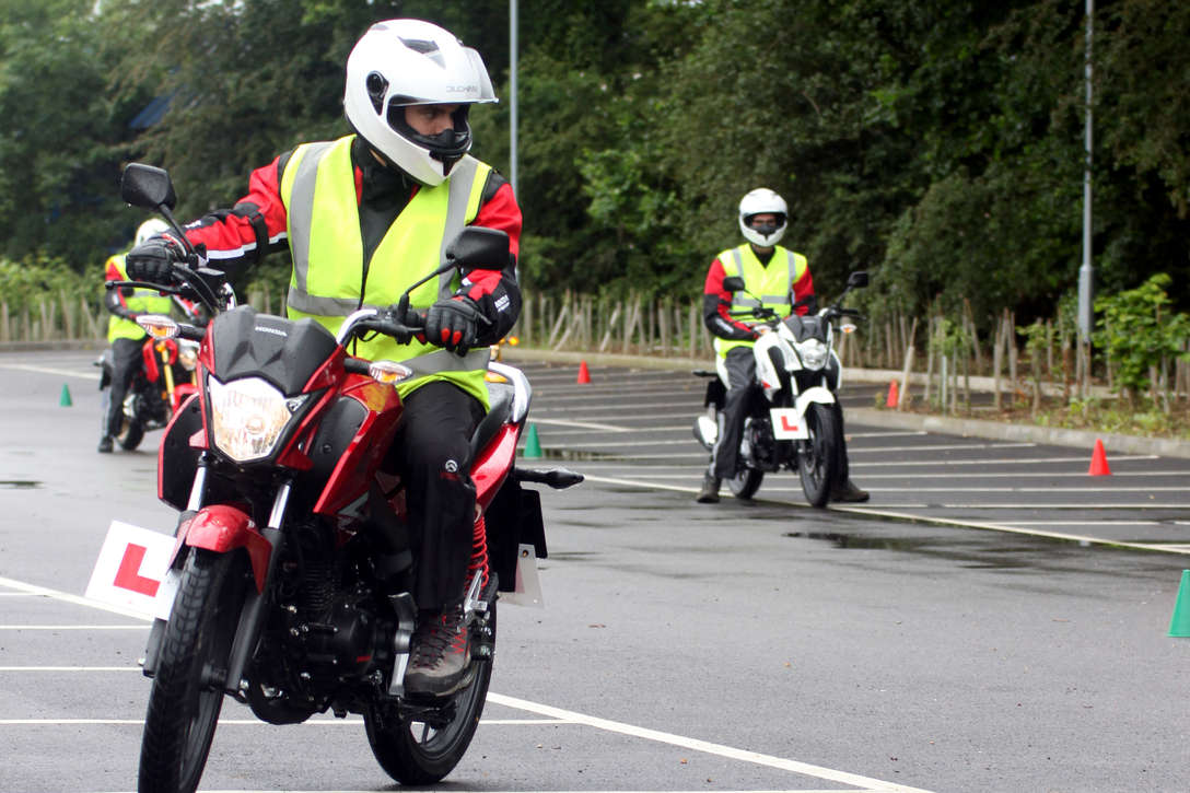 Motorcycle Training Southend On Sea