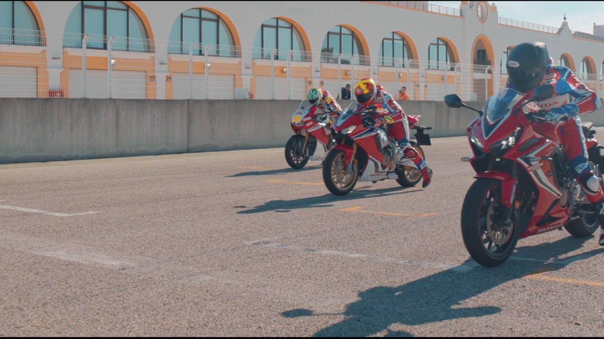 Monteblanco Honda Superbike Shootout | Honda Engine Room