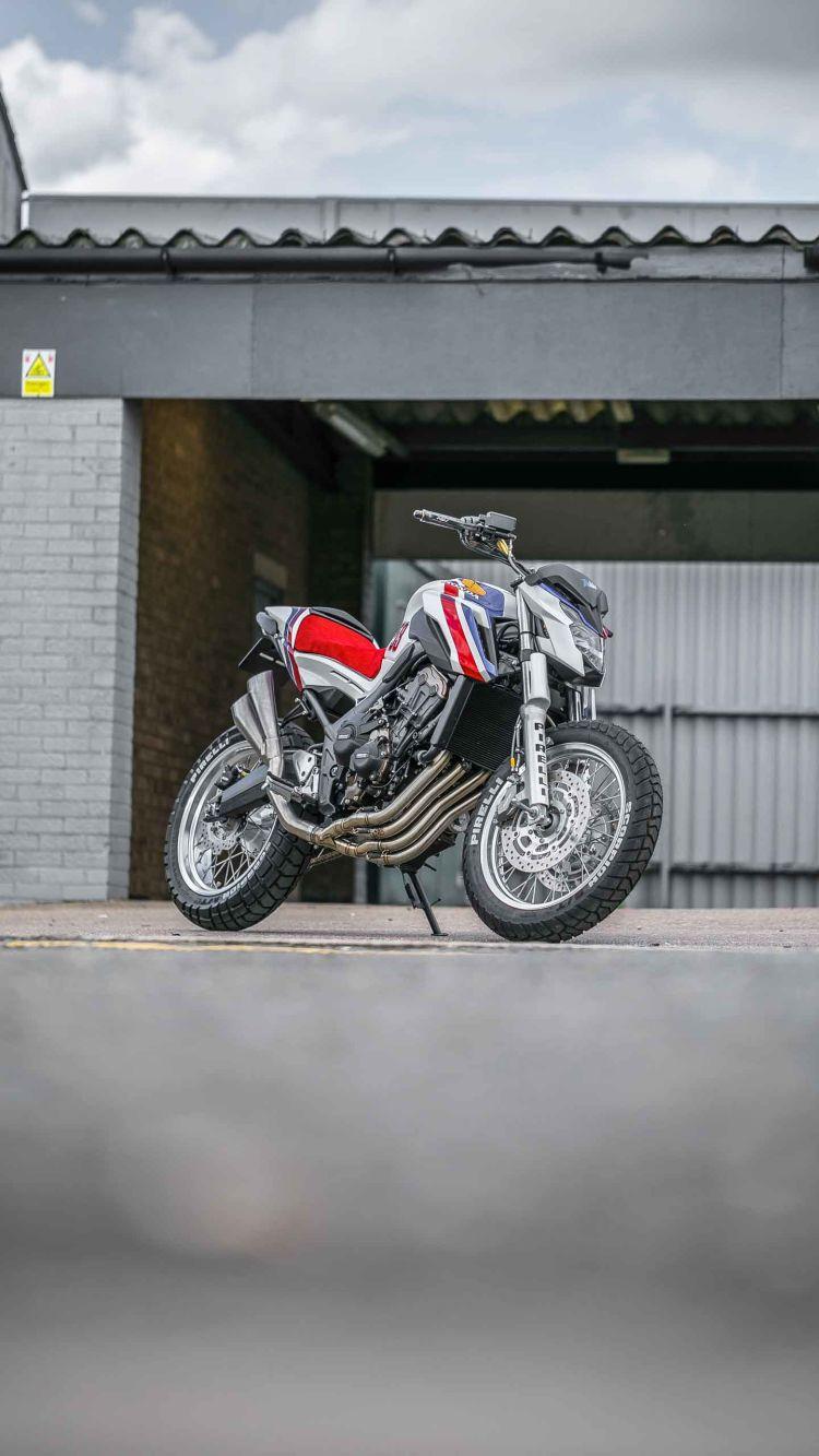 Stranger Things Britains Custom Bikes Honda Engine Room Bob Shadow Motorcycle More Stories
