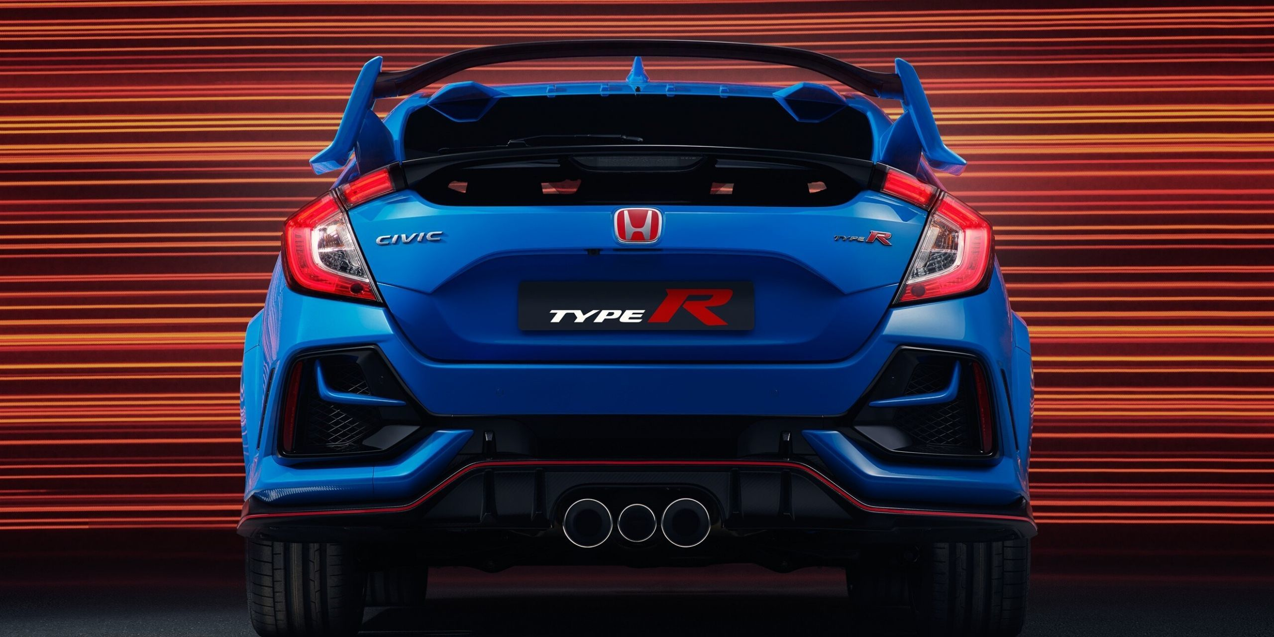 Type R Limited Edition Sportiest Civic Honda Engine Room